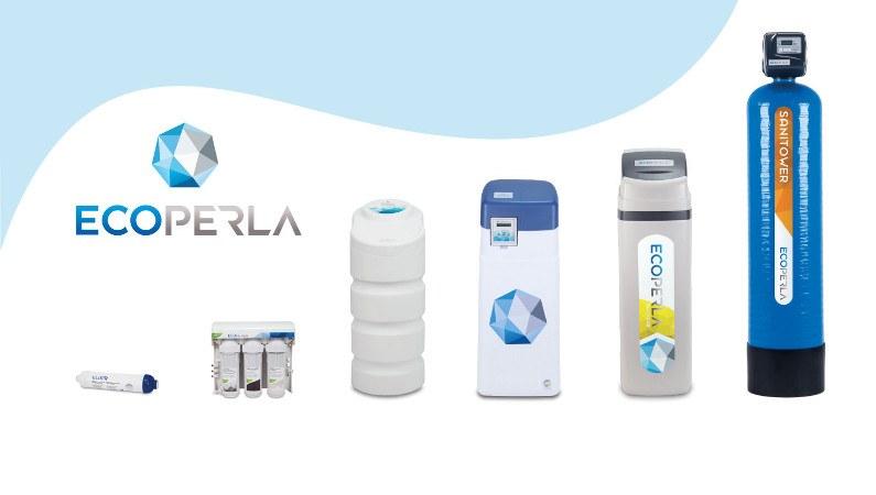 Ecoperla już na rynku uzdatniania wody! Co w ofercie?