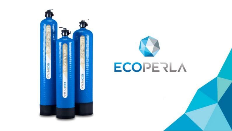 kolumny filtracyjne Ecoperla Sedimentower