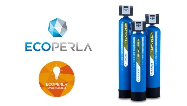 Ecoperla Nitratower - urządzenie do usuwania azotanów