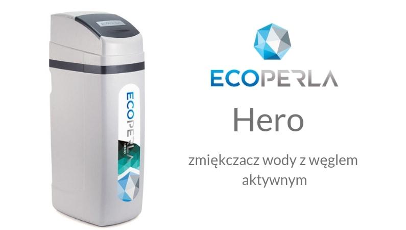 Nowy produkt od Ecoperla! Dowiedz się, co potrafi zmiękczacz wody z węglem aktywnym