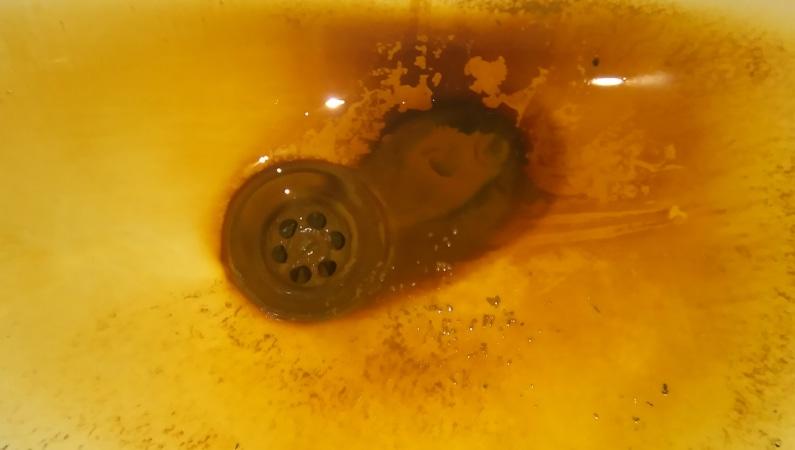 metody usuwania żelaza z wody